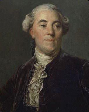Jacques Necker Portrait