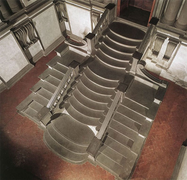 Laurentian Library Staircase