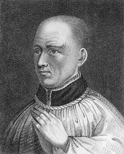 Thomas Becket Depiction