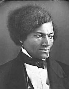Frederick Douglass in 1848