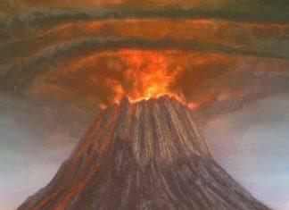 Mount Tambora Facts Featured