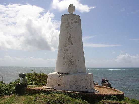 Vasco da Gama Pillar in Malindi