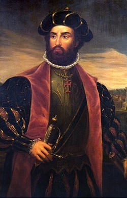 Portrait of Vasco da Gama