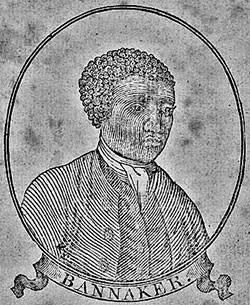 Benjamin Bannaker Portrait
