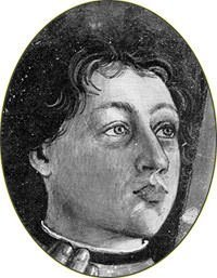 Amerigo Vespucci portrait