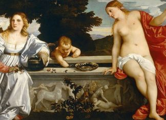 Titian Famous Paintings Featured