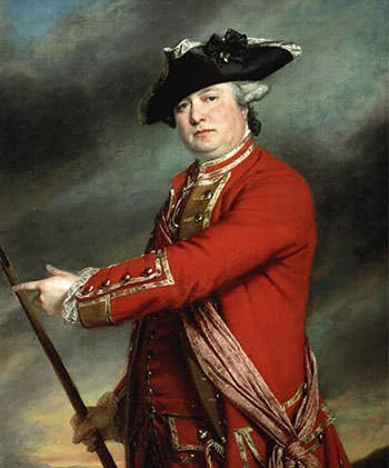 1763 Portrait of Colonel Francis Smith