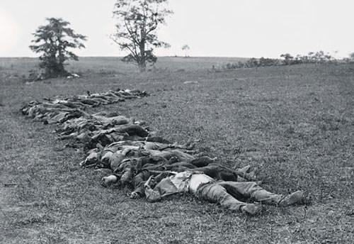 Battle of Antietam casualties