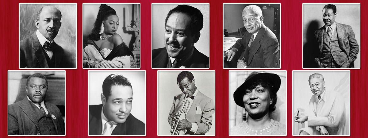 Harlem Renaissance Famous People Featured