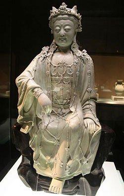 Yuan Dynasty Buddha statue