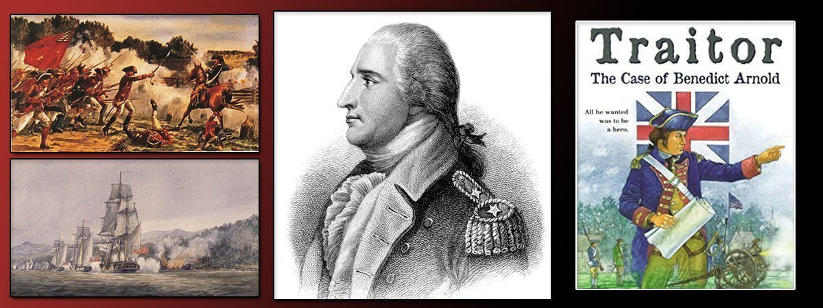 Benedict Arnold Facts Featured