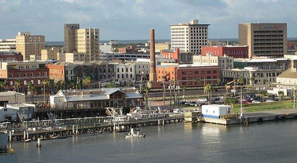 Galveston in June 2011