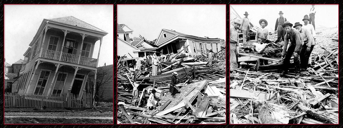 Galveston Hurricane Facts Featured