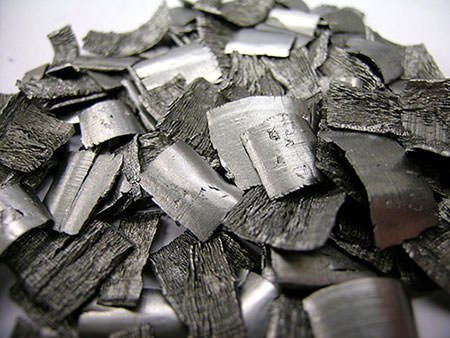 Hafnium bits