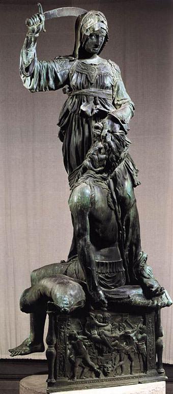 Judith and Holofernes (1460) - Donatello