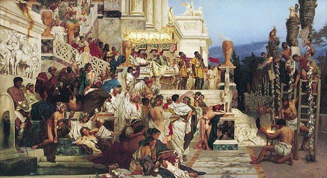 Nero's Christian Torches