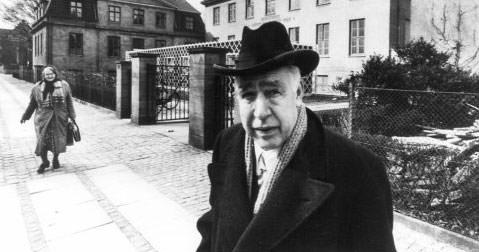 Niels Bohr in 1957
