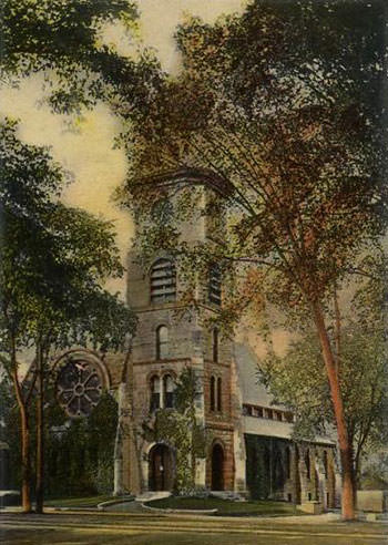 Congregational Church, Great Barrington, U.S.