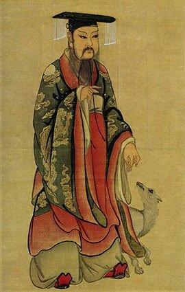 Depiction of King Tang of Shang