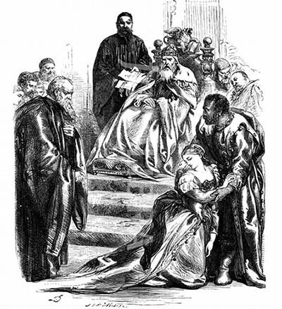Act I, Scene III of Othello