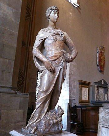 Marble David (1409)