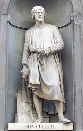 Statue of Donatello