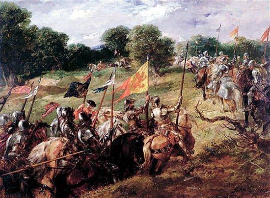 Battle of Flodden (1513)