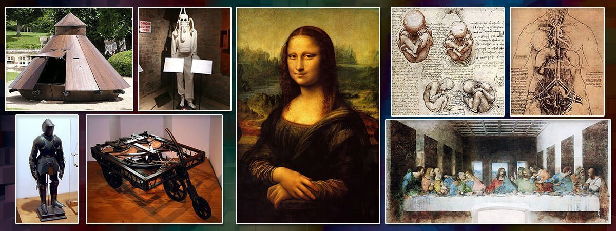 Leonardo Da Vinci Accomplishments Featured