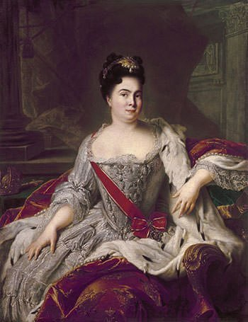 Empress Catherine I of Russia