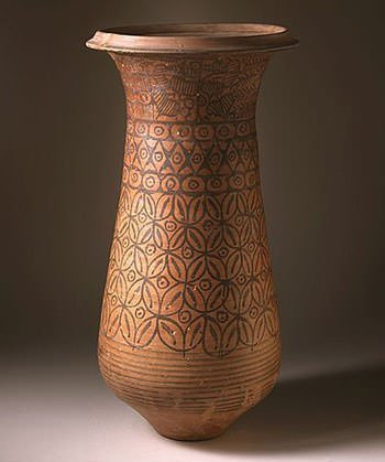 Ceremonial Vessel from Harappan Civilization