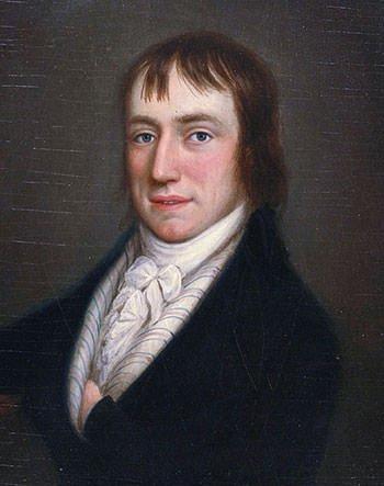 1798 Portrait of William Wordsworth