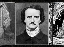 Edgar Allan Poe Famous Poems Featured