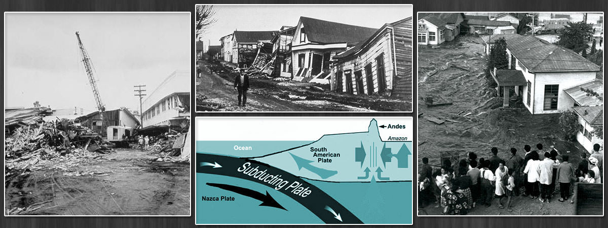 Chile Earthquake 1960 Facts Featured