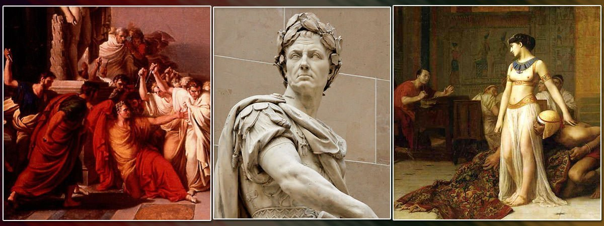 Julius Caesar Facts Featured