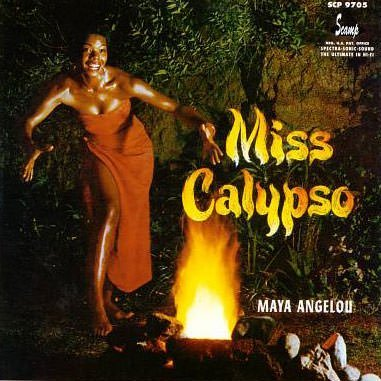 Album Cover of Miss Calypso