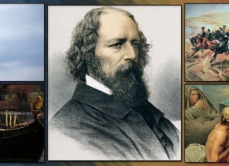 Alfred Lord Tennyson Famous Poems Featured