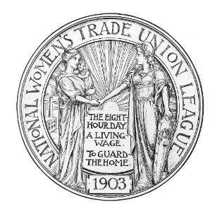 Emblem of Women's Trade Union League