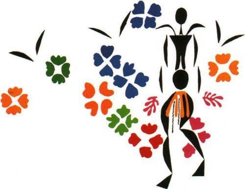 La Negresse (1952) - Henri Matisse
