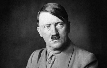 Adolf Hitler in 1938