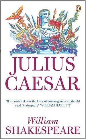 Book Cover of Julius Caesar