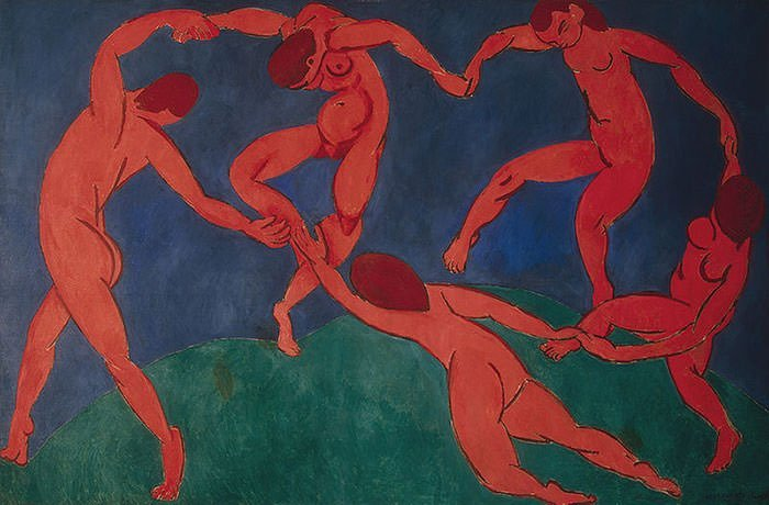 La Danse (1910) - Henri Matisse