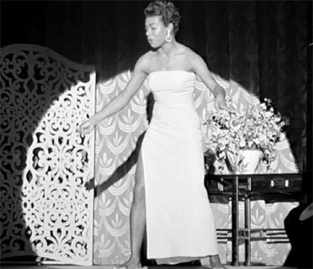 Maya Angelou calypso performance
