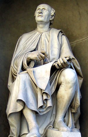 Statue of Filippo Brunelleschi