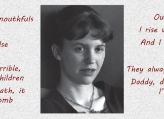 Sylvia Plath Famous Poems Featured