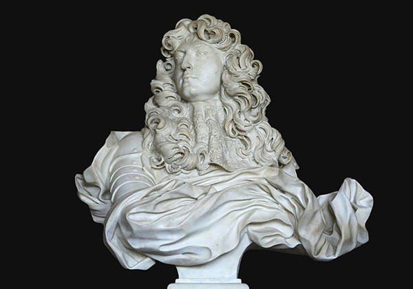 Louis XIV Bust by Bernini