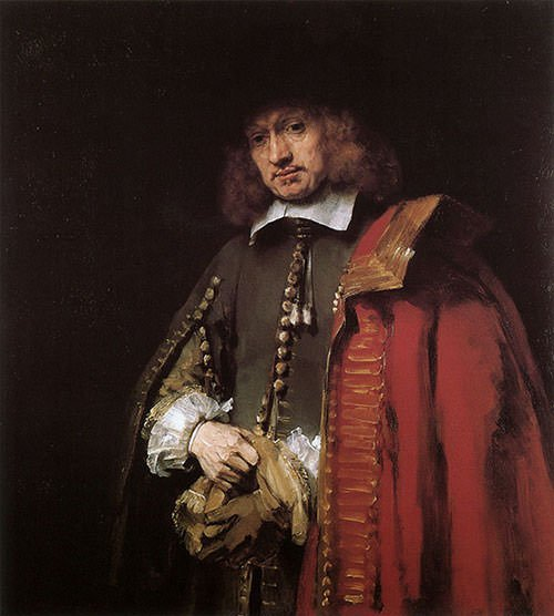 Portrait of Jan Six (1654) - Rembrandt van Rijn