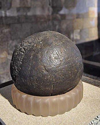 Mesoamerican rubber ball