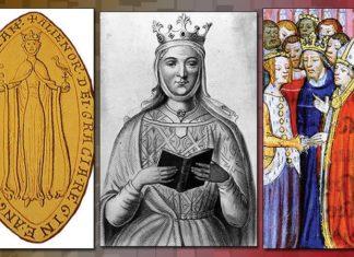 Eleanor of Aquitaine Facts Featured