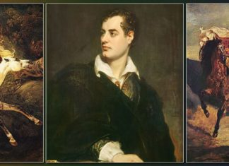 Lord Byron Famous Poems Featured