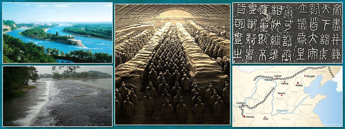 Qin Dynasty Achievements Featured